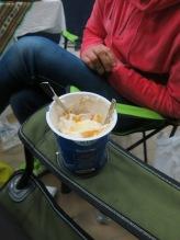 Camping Frühstück